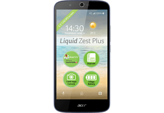 ACER Liquid ZEST Plus 16 GB Blauw