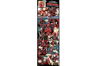 Deadpool Poster Comic