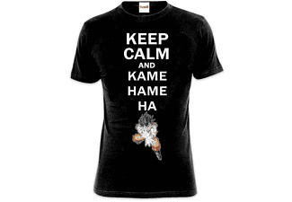 Dragonball Z T-Shirt Keep Calm and Kame Hame Ha