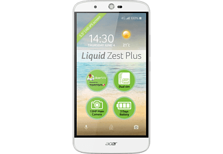 ACER Liquid ZEST Plus 16 GB Wit