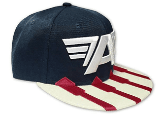 Captain America Civil War Baseballmütze Big A Cap