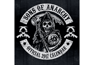 Sons of Anarchy - Kalender 2017