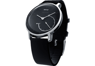 WITHINGS Withings Activité STEEL black, Activity Tracker, Schwarz