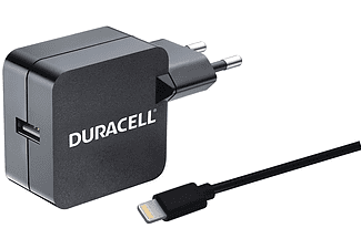 DURACELL Travel Charger Single USB 2.4Α - (DMAC11-EU)