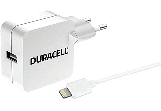 DURACELL Travel Charger Single USB WH - (DMAC11W-EU)
