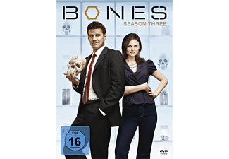 Bones - Staffel 3 [DVD]