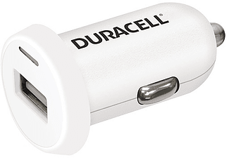 DURACELL Car Charger Single USB 2.4A White - (DR5020W)