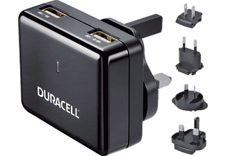 DURACELL Travel Charger Worldwide DL USB - (DR6001A-EU)