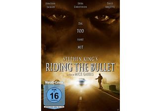 Stephen King´s Riding the Bullet - Der Tod fährt mit - (DVD)