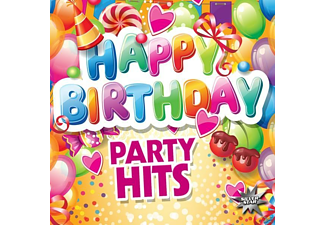 VARIOUS - Happy Birthday Party Hits - (CD)