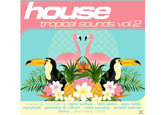 VARIOUS - House: Tropical Sounds Vol.2 [CD]