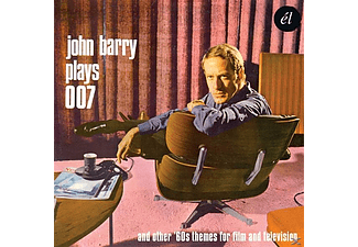 John Barry - John Barry Plays 007 And Other 60s Themes... [CD]