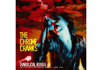 The Chrome Cranks - Diabolical Boogie - (Vinyl)