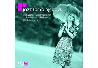 VARIOUS - Jazz For Rainy Days (My Jazz) - (CD)
