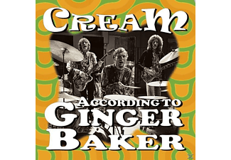 Cream - According To Ginger Baker [CD]