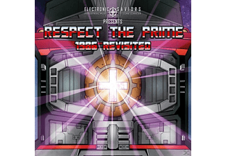 O.S.T. - Respect The Prime:1986 Revisited - (CD)