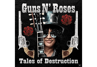 Guns N' Roses - Tales Of Destruction [CD]
