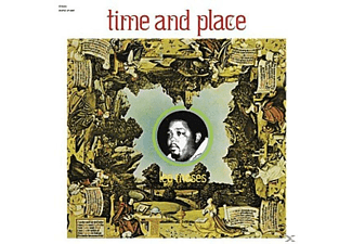 Lee Moses - Time And Place [CD]