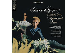 Simon & Garfunkel - Parsley Sage Rosemary & Thyme - (Vinyl)