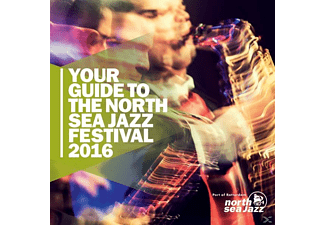 VARIOUS - Your Guide To The North Sea Jazz Festival 2016 | CD
