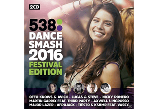 VARIOUS - 538 DANCE SMASH FESTIVAL EDITION 20 |
