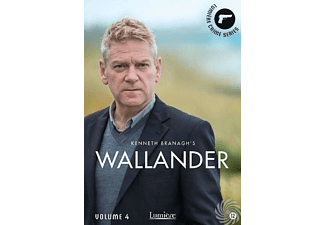 Kenneth Branagh's Wallander 4 | DVD