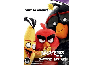 Angry Birds Movie | DVD
