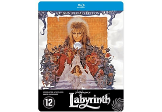 Labyrinth (Anniversary Edition - Steelbook) | Blu-ray
