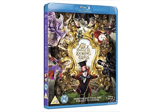 Alice Through The Looking Glass | Blu-ray
