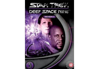 Star Trek Deep Space Nine - Seizoen 5 | DVD