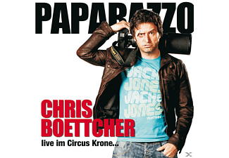 Chris Boettcher - Paparazzo-Live Im Circus Krone [CD]