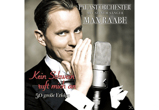 Palast Orchester, Palast Orchester & Max Raabe - KEIN SCHWEIN RUFT MICH AN - 50 GROSSE ERFOLGE - (CD)