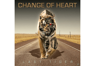Change Of Heart - Last Tiger [CD]