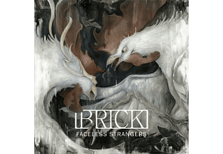 Brick - Faceless Strangers - (CD)