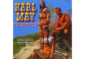 Martin Böttcher - Karl May Filmhits - (CD)