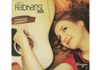 Karin Rabhansl Band - Singa [CD]