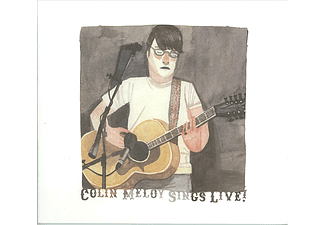 Colin Meloy - Sings Live! (CD)