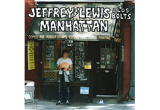 Jeffrey Lewis and Los Bolts - Manhattan (Vinyl LP (nagylemez))