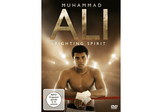 Muhammad Ali - Fighting Spirit - (DVD)