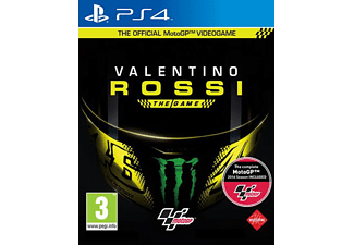 ARAL Valentino Rossi: The Game PS4