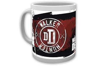 The Walking Dead Tasse Patch