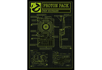 Ghostbusters 3 Poster Proton Pack