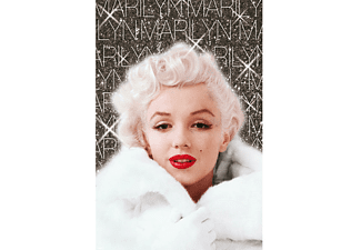 Marilyn Monroe Poster White Coat