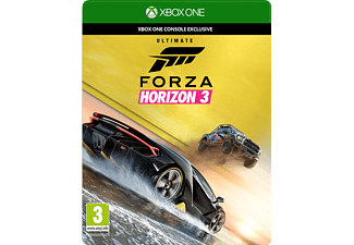 forza horizon 3 ultimate steelbook edition xbox one spiele. Black Bedroom Furniture Sets. Home Design Ideas