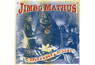 Jimbo  Mathus - Confederate Buddha [CD]