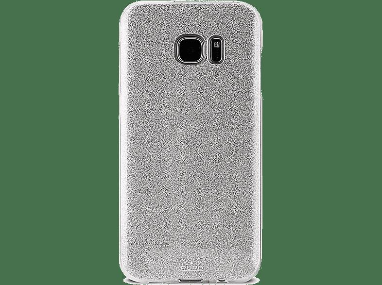 PURO Προστατευτικό κάλυμμα SHINE για Samsung Galaxy S7 Edge-(SGS7EDGESHINESIL) τηλεφωνία   πλοήγηση   offline αξεσουάρ κινητής