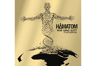 Hämatom - Wir Sind Gott-Tour Edition - (CD + DVD Video)
