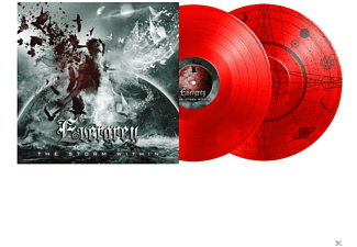 Evergrey - The Storm Within (GTF Double Red Vinyl) [Vinyl]