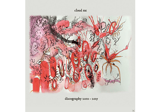 Cloud Rat - Discography 2010-2015 [CD]