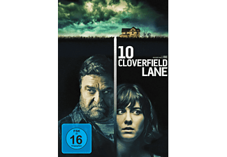 10 Cloverfield Lane - (DVD)